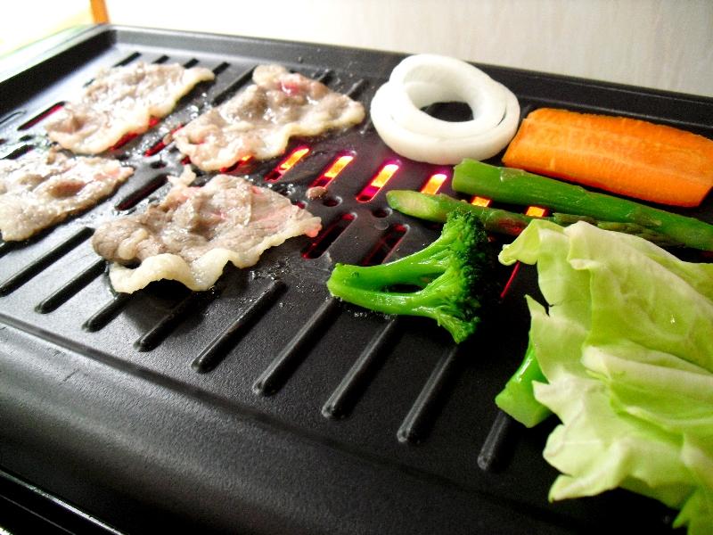 焼肉セット鉄板