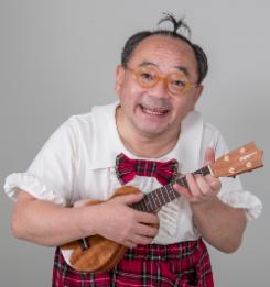 ウクレレ漫談『ぴろき』独演会